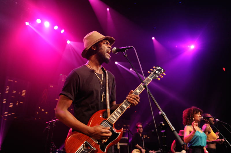 Gary Clark Jr. Austin City Limits Taping