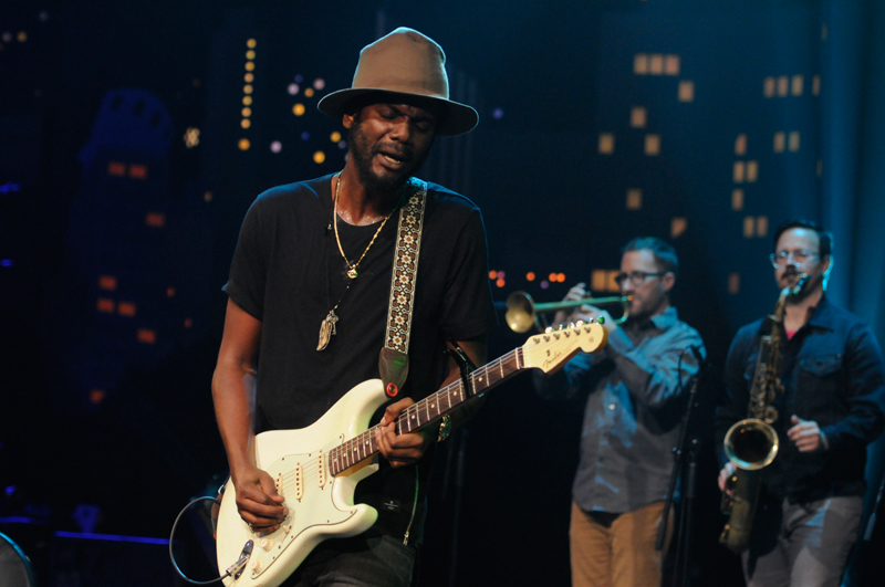 The Story of Sonny Boy Slim Gary Clark Jr.