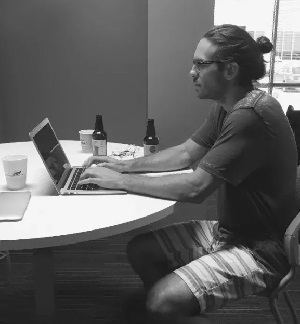 Andrew Chase Working Remotely in Austin
