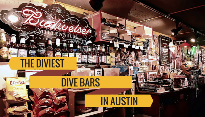 Dive Bars in Austin