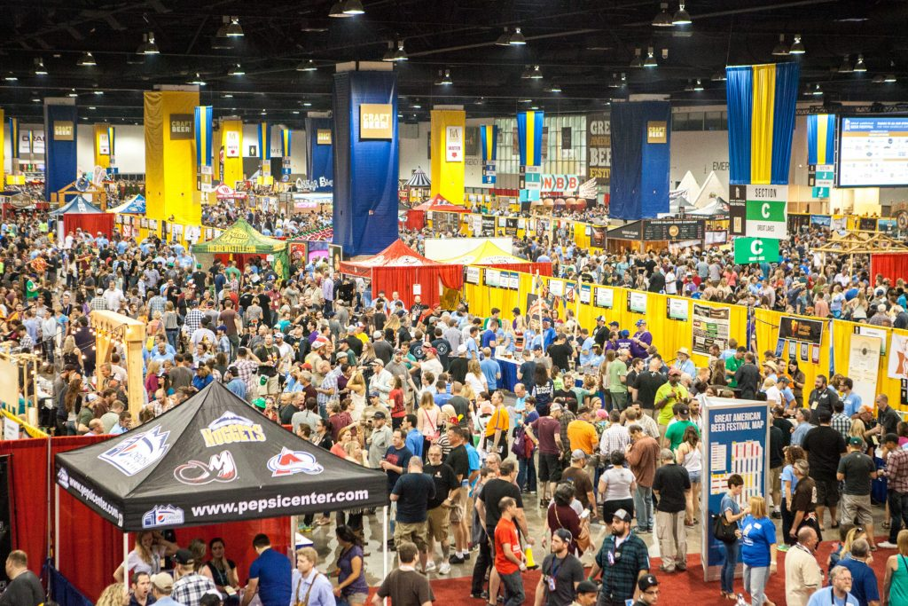 Great American Beer Festival Hall