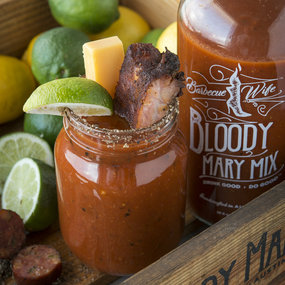 Bloody Mary Mix by Barbecue Wife