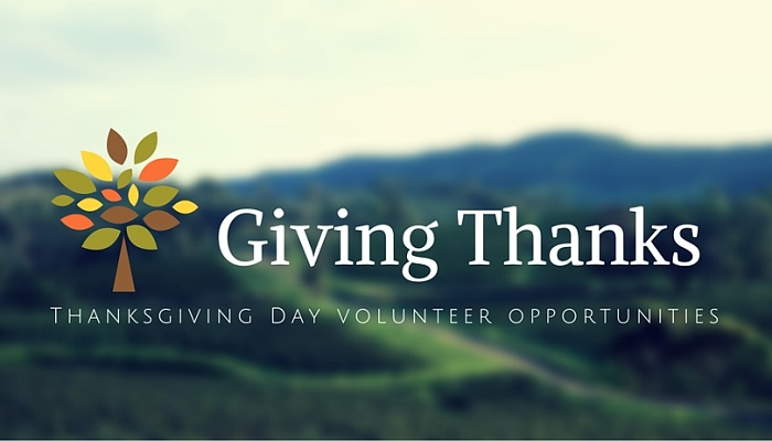 Volunteer This Thanksgiving in Austin