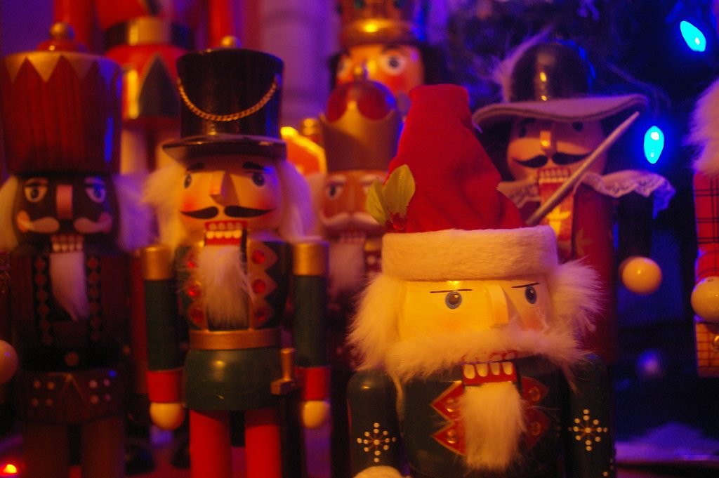Traditional Nutcrackers