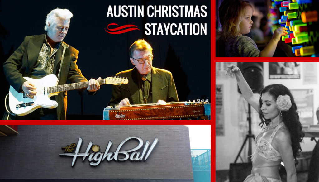 Austin Christmas Staycation
