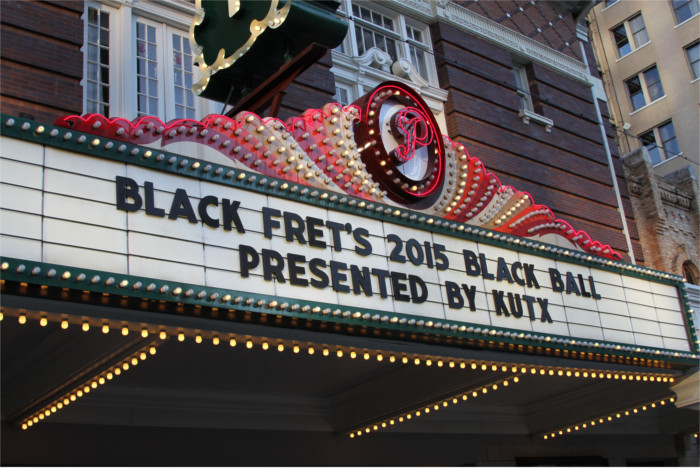 Black Fret Black Ball 2015