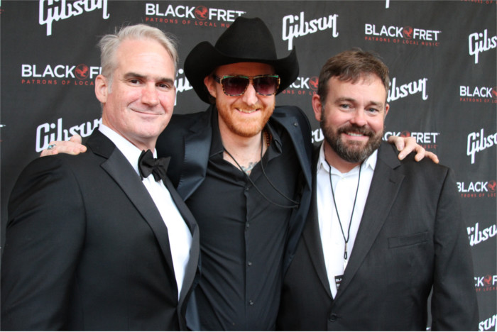 Black Fret Founders at Black Ball