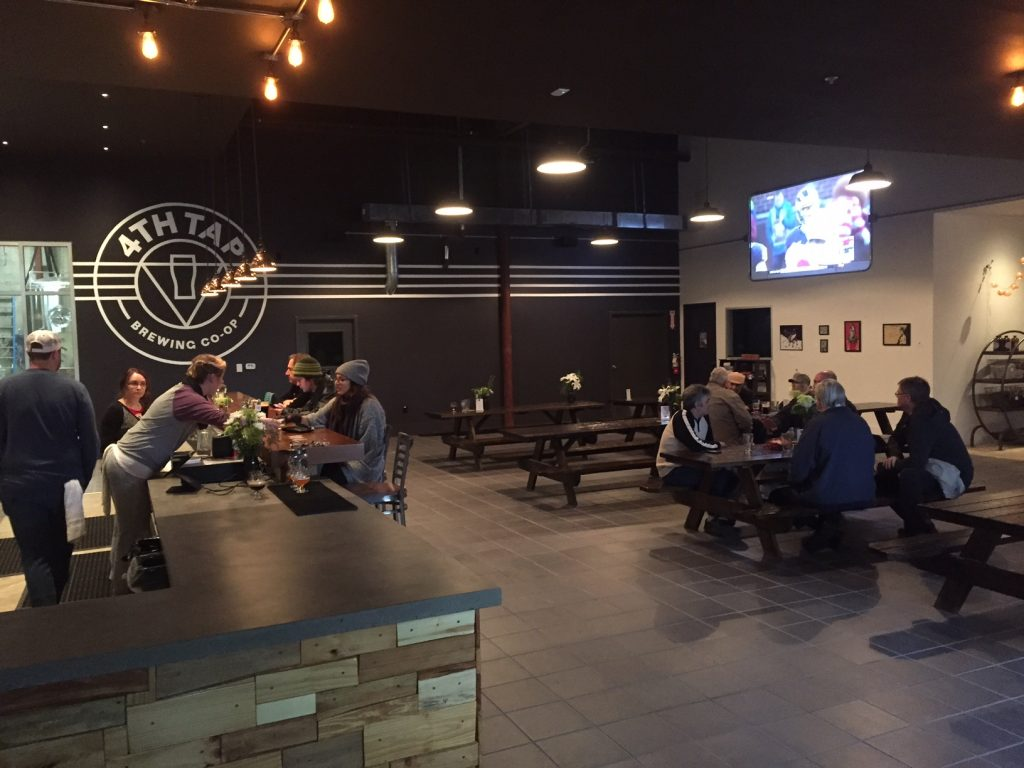 4th Tap Brewing Co-op Taproom