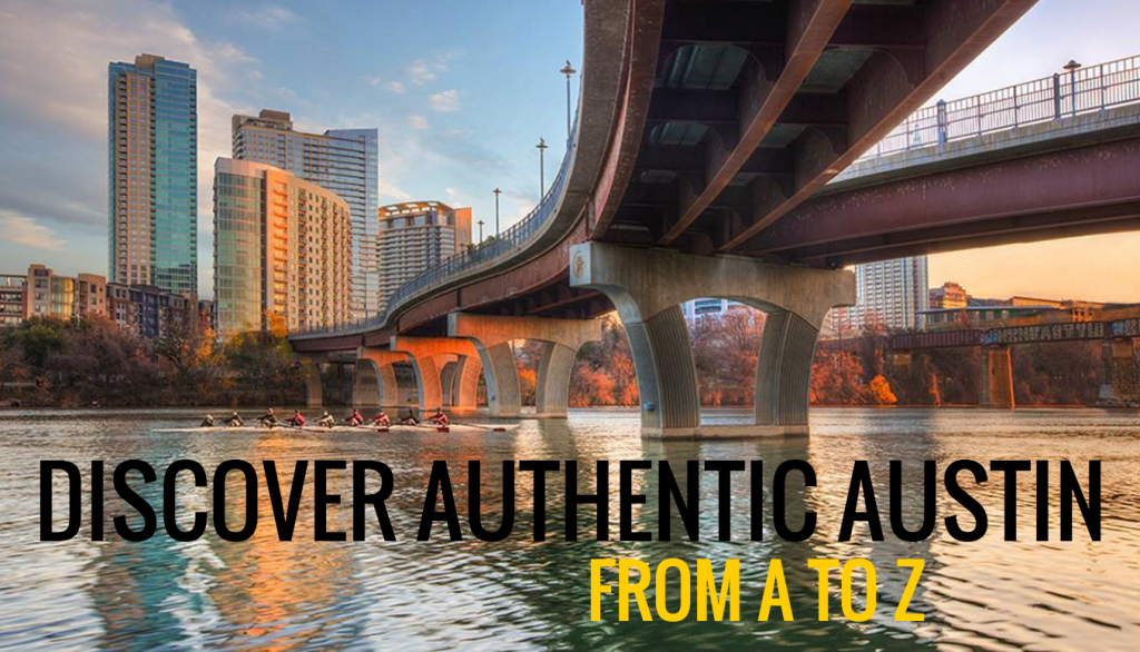 Authentic Austin from A to Z
