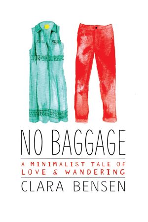 No Baggage Book by Clara Benson