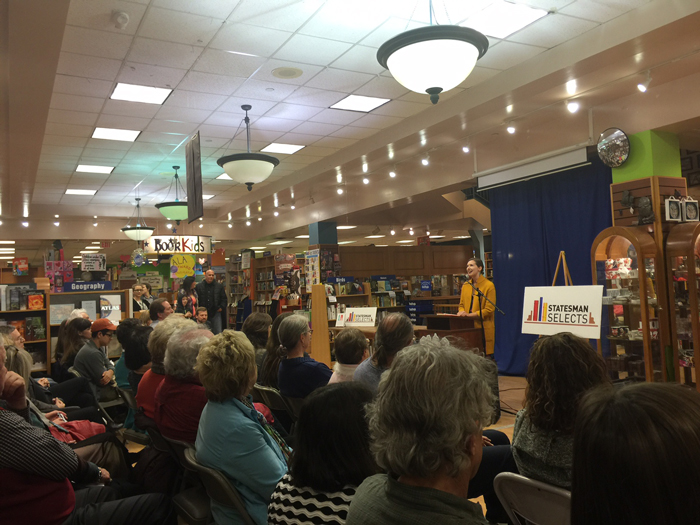 Clara Benson Book Reading at BookPeople