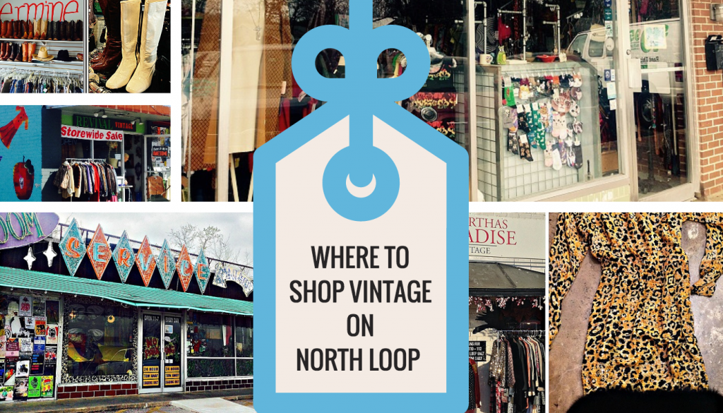 Vintage Shopping North Loop