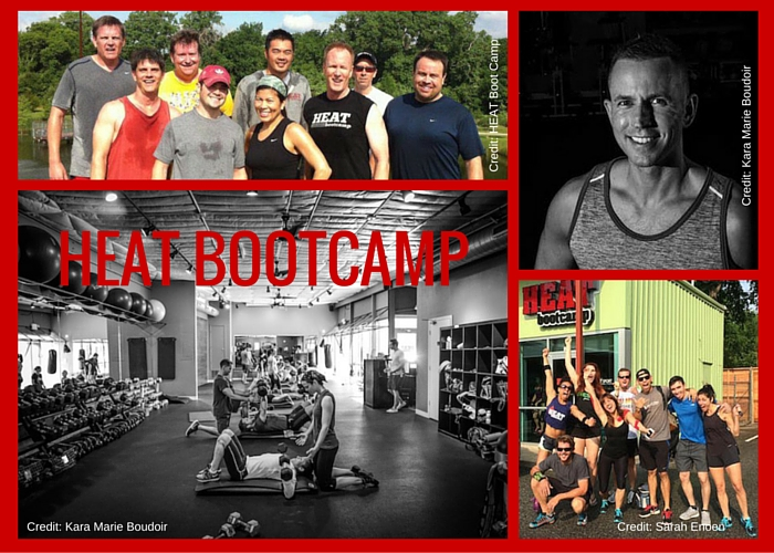 Heat Bootcamp members Austin