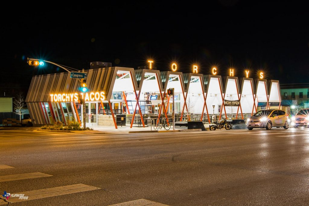 Torchy's Tacos Flagship South Congress