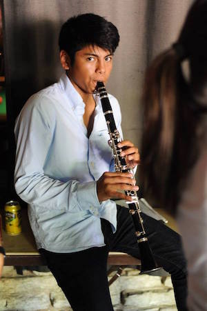 Clarinet Student Anthropos Arts