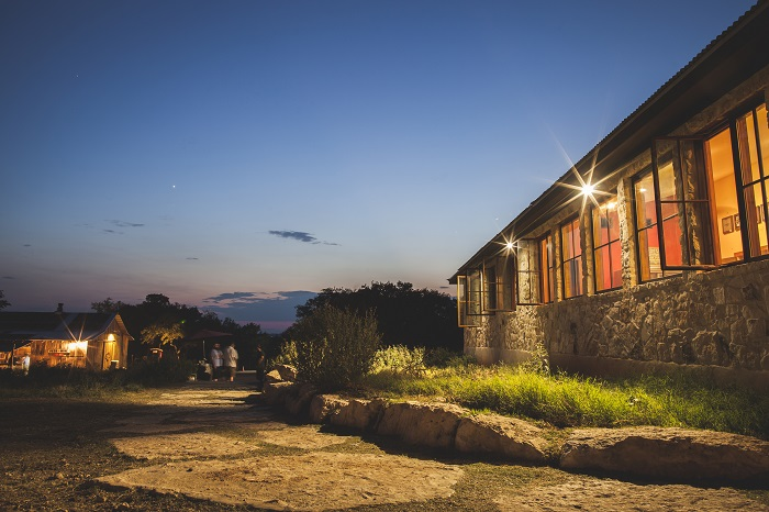 Jester King Brewery at Dusk
