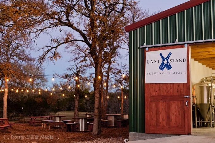 Last Stand Breweries in Dripping Springs