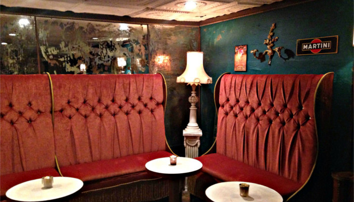 Austin S Milonga Room Speakeasy Reflects 1920s Era