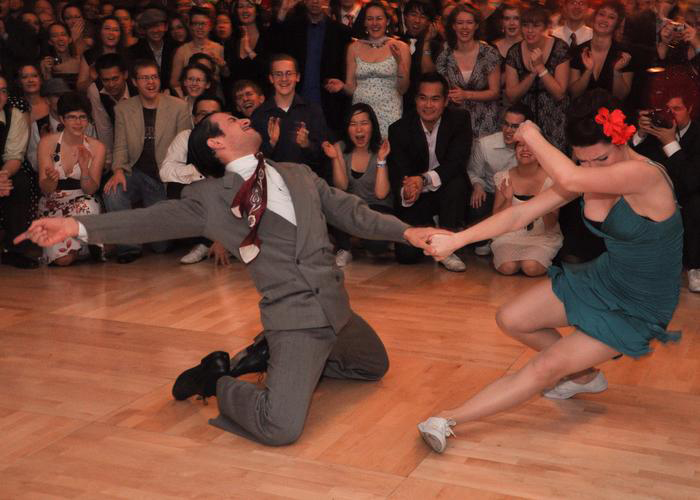 Alive and Kicking Swing Dance Film