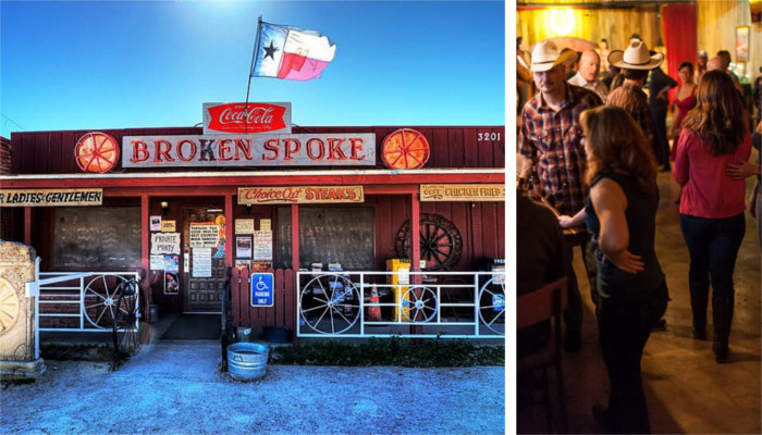 Places to Two-Step in Austin