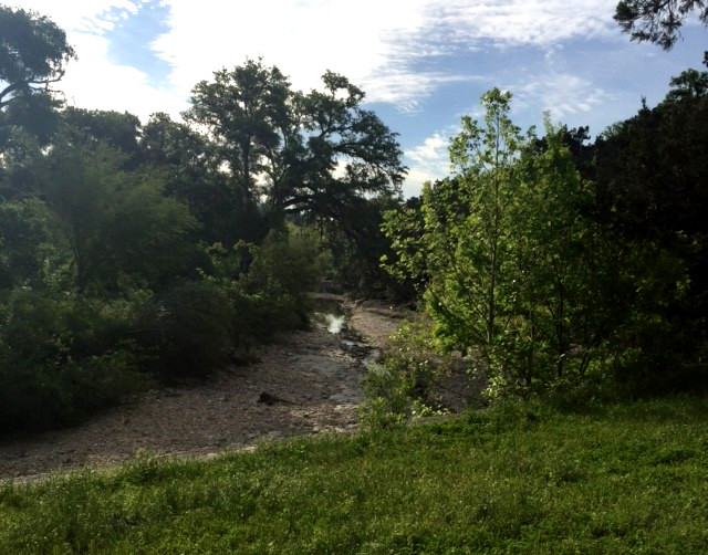6 austin running trails that inspire for Shoal creek