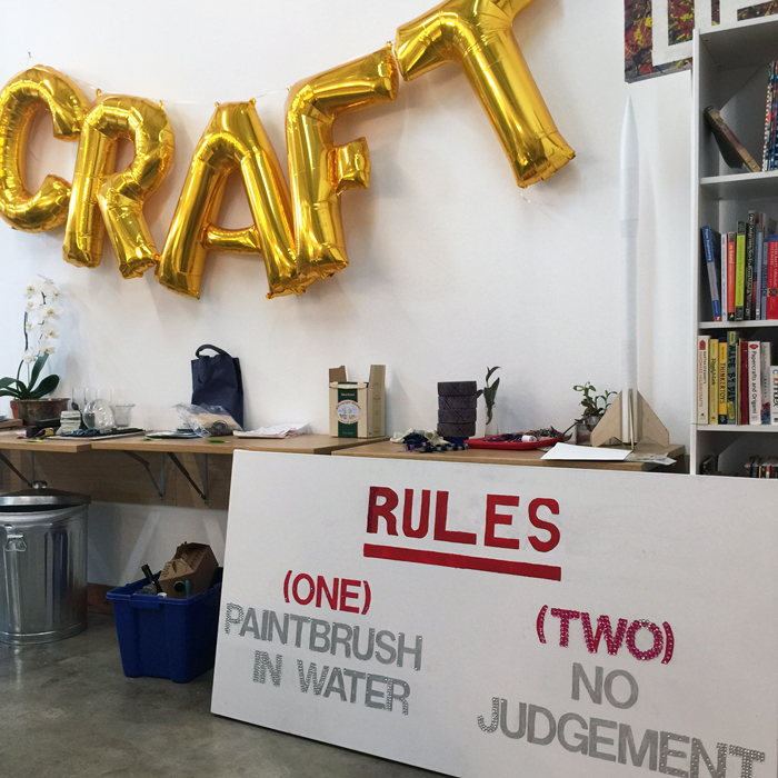 Rules at CRAFT Austin