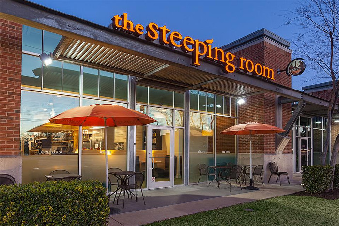 The Steeping Room North Lamar Austin