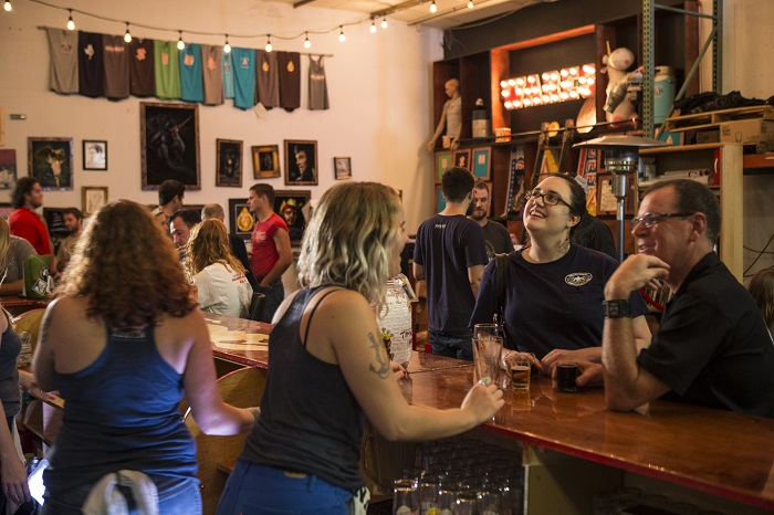 Austin Beerworks Marks Five Years As Local Go To Brew