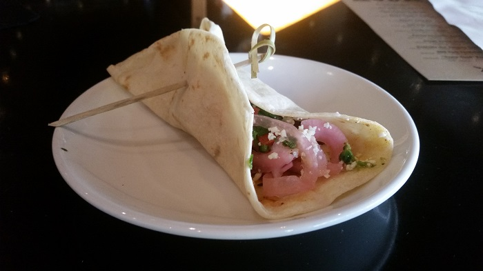 Revival Public House Fish Taco