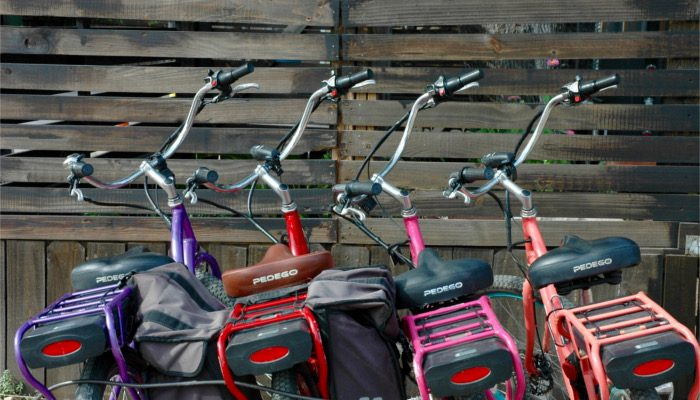 Austin Food Tours by Electric Bike With Rocket Electrics