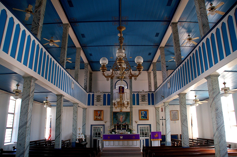 Day Trip From Austin To See Historical Painted Churches Of