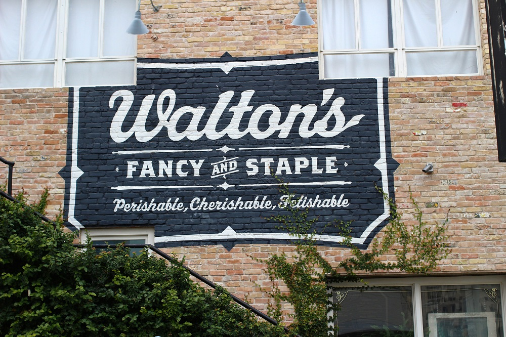 Walton's Fancy and Staple West Sixth Street