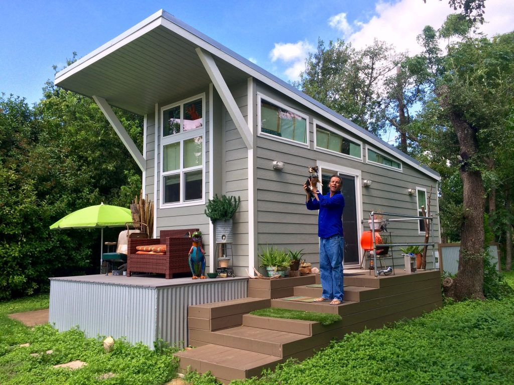 Austin Tiny Home Living