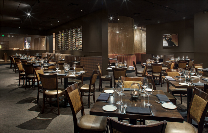 Dining Room Vince Young Steakhouse
