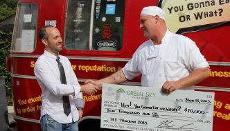Austin Food Trucks Compete for Prize Money and Charity at Trucklandia