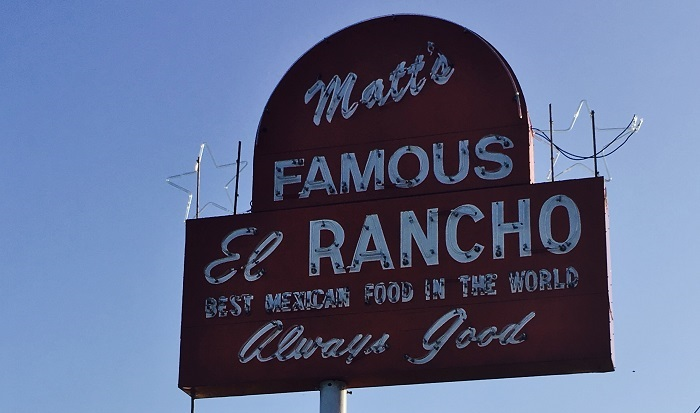 Matt's El Rancho Iconic Tex Mex Restaurant