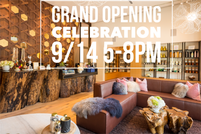 Viva Day Spa Domain Grand Opening