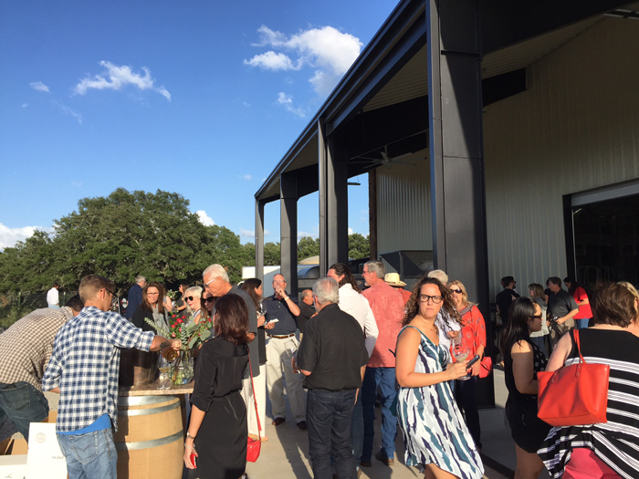 Yates Winery Grand Opening Party