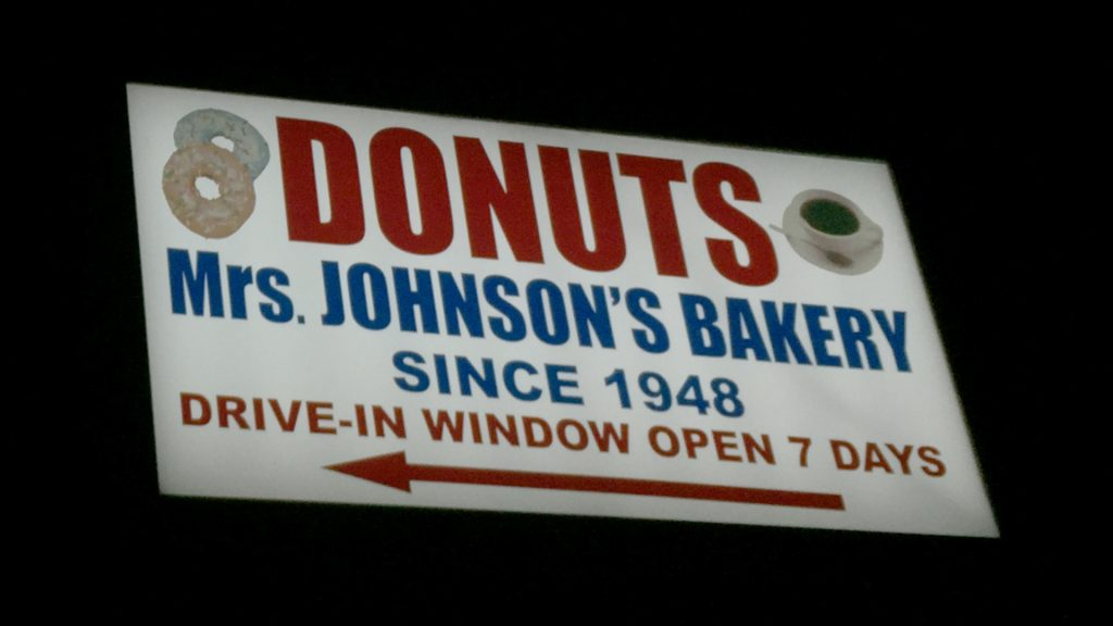 Mrs. Johnson's Donuts Austin