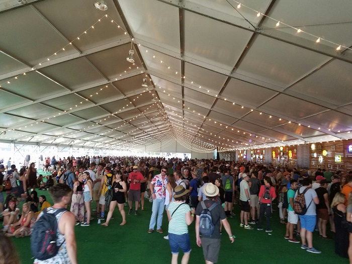 ACL Fest Craft Beer Hall