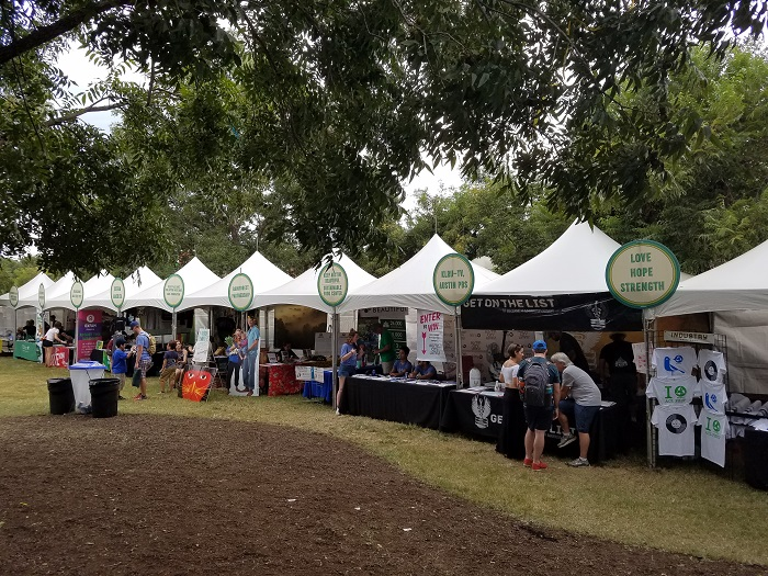 ACL Cares at Austin City Limits Music Festival