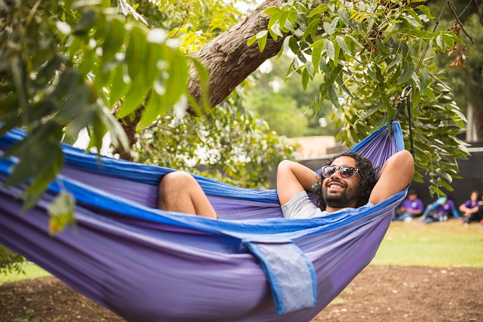 Hammock at ACL Fest