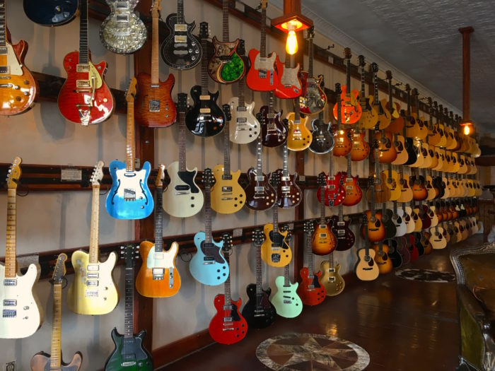 Hill Country Guitars in Dripping Springs, TX