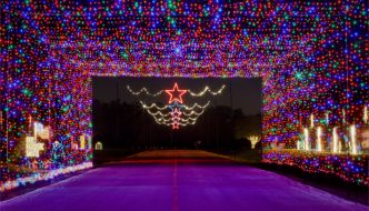 8 Must-See Texas Hill Country Holiday Light Trails