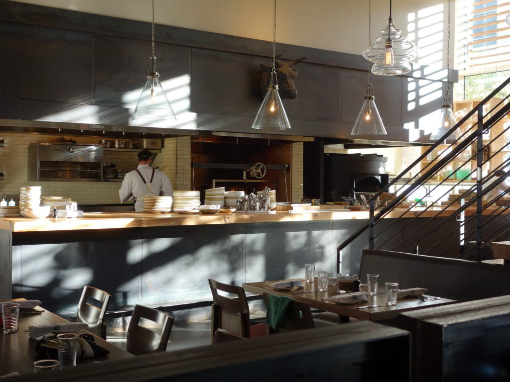 Red Ash Italia Kitchen in Austin