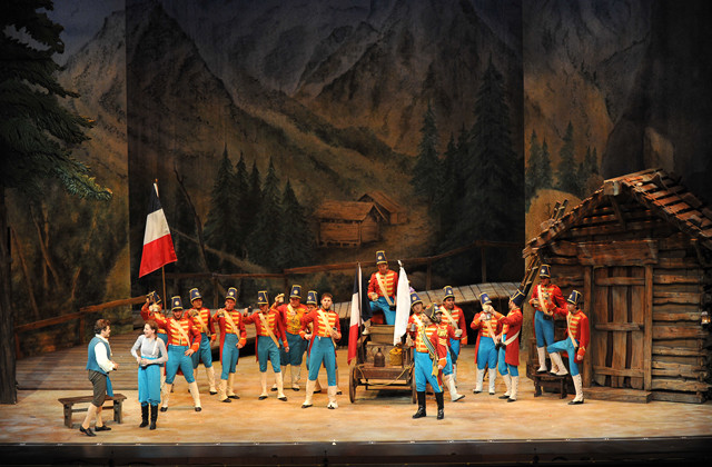Austin Opera The Daughter of the Regiment