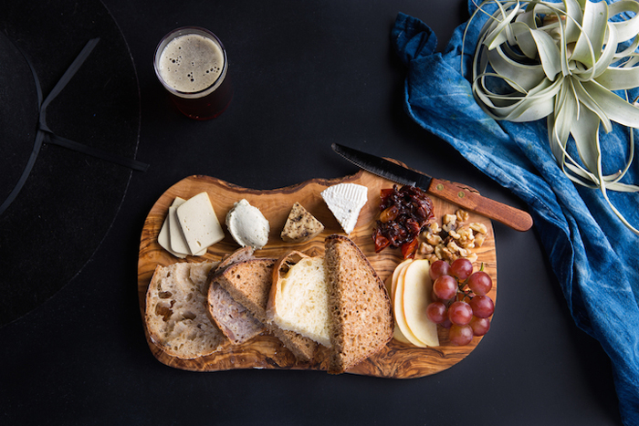 The Ploughman's Plate at The Beer Plant