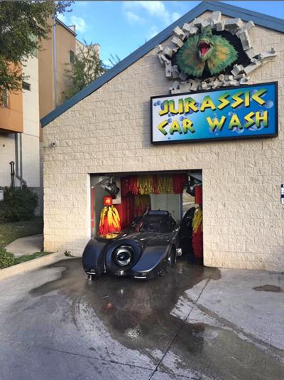 Batmobile Austin