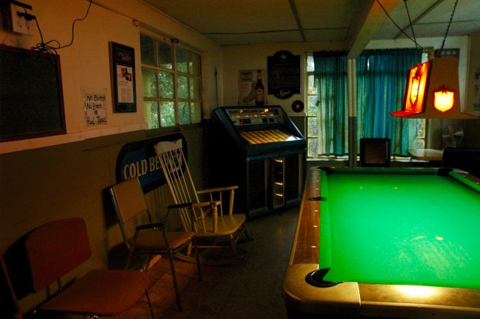 Dry Creek Cafe Pool Table