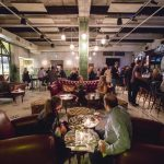 History Drenched Eberly Serves Reimagined Classics in a Dazzling Space